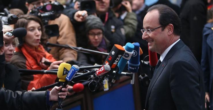 François-Hollande-face-à-la-presse-Présidence-de-la-République-P-Segrette