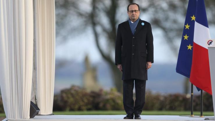 hollande-commémoration